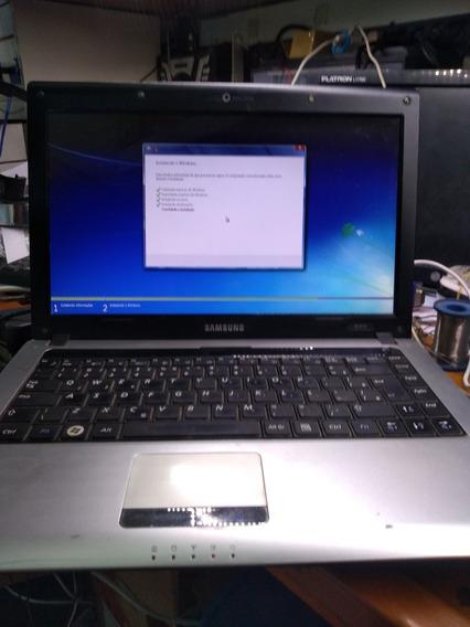 Notebook Sansung Rv410 100%.