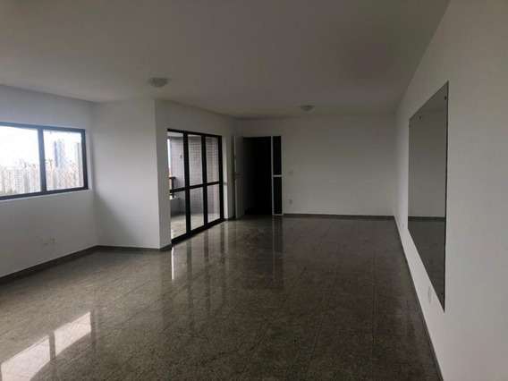Apartamento Com 4 Dormitórios Para Alugar, 210 M² Por R$ 5.200,00/mês - Casa Forte - Recife/pe - Ap9102