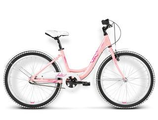 Bicicleta Kross Julie 24 Rosado