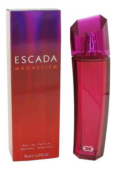 Perfume Escada Magnetism Feminino Edp 75ml Original