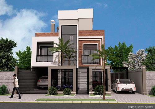 Residência Em Condomínio Com 3 Dormitórios À Venda Com 217.88m² Por R$ 948.000,00 - Curitiba / Pr - R 1802