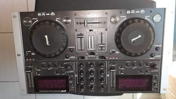 Controladora Gemini Cdmp 6000 Professionalcd\ Mp3\usb\player