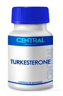 Turkesterone 500mg Com 240 Cápsulas