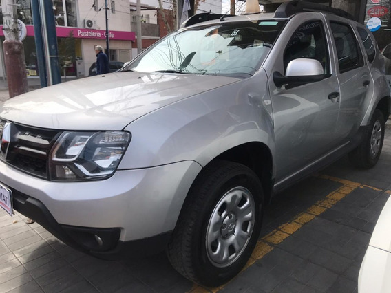 Renault Duster Dinamic 1.6. Año 2017. Unica Mano.-