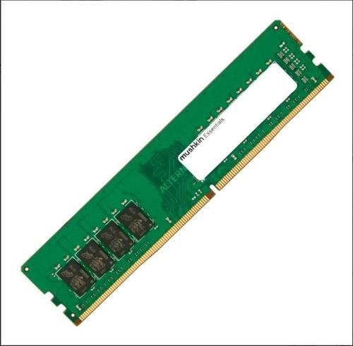 Imagem 1 de 1 de Memória Mushkin Essentials Ddr3l 1600mhz 8gb Para Desktop