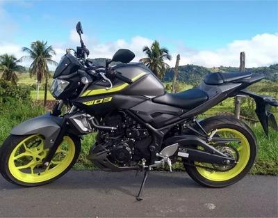 Moto Yamaha - Mt O3 - Ano 2019
