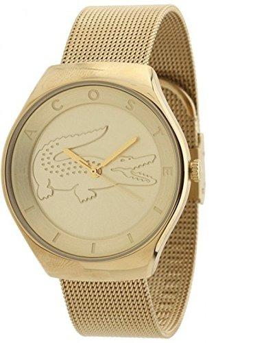 3a5b19b9e8fe Reloj Lacoste Para Mujer 2000765 Color Dorado Con Pulsera -   10