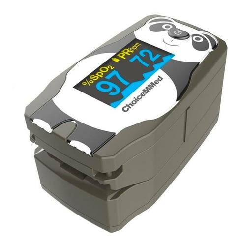 Imagen 1 de 2 de Oximetro Saturometro De Pulso Pediátrico Silfab Md300-cpp