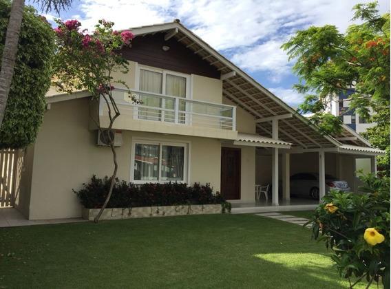Casa 5 Dormitórios Sendo 2 Suítes A 100 Metros Da Praia Dos Ingleses - 331 - 32345211
