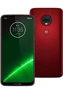 Smartphone Motorola Moto G7 Plus Rubi Xt1965 64gb, Tela De 6