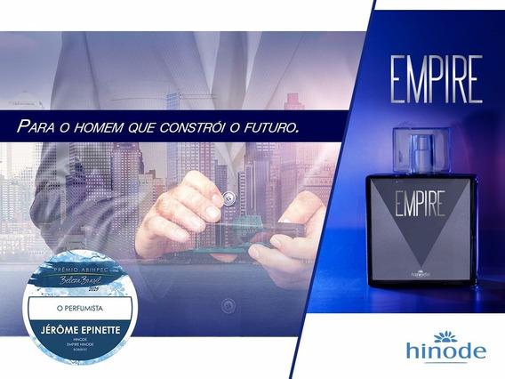Perfume Empire, Para Homens Que Constroem O Futuro