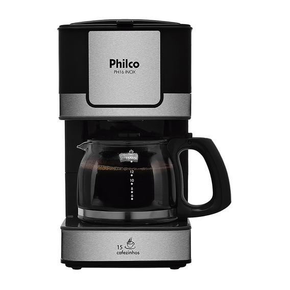 Cafeteira Ph16 550w Preta Philco 127v