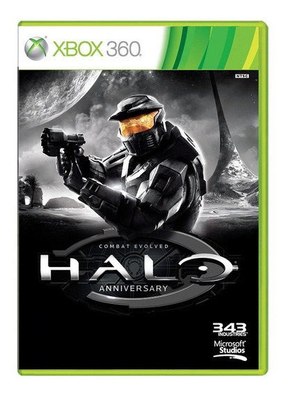 Halo Combat Envolved Anniversary - Xbox 360 - Original