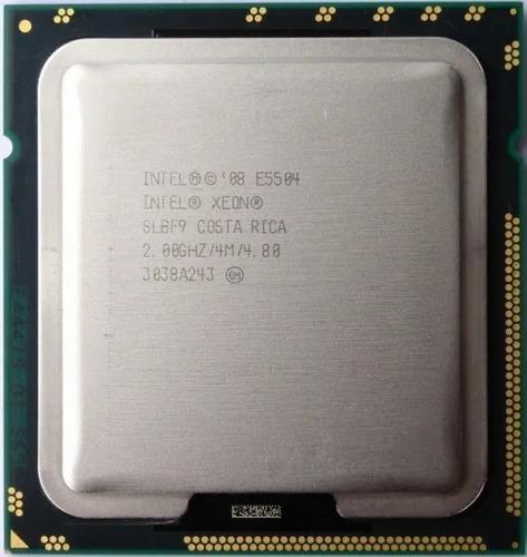 Processador Servidor Xeon E5504 4mb 2.00 Ghz Slbf9 Novo