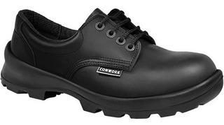 Zapato De Seguridad Conwork Linea Industrial