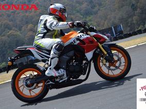 Honda Cb190r 0km Financiada 12 Cuotas