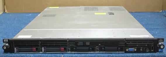 Hp Dl360 G7 Quad Core E5620 2,4 Ghz 2 Hds 300 Gb 8 Gb Ram