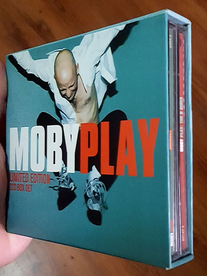 Cd Moby Play - Limited Edition (box 2 Discos) Última Semana!