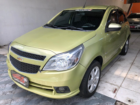 Chevrolet Agile - 1.4 Mpfi Ltz 8v Flex 4p Manual