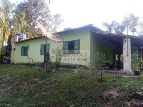 Chácara À Venda, 21000 M² Por R$ 320.000,00 - Zona Rural - Bofete/sp - Ch0024