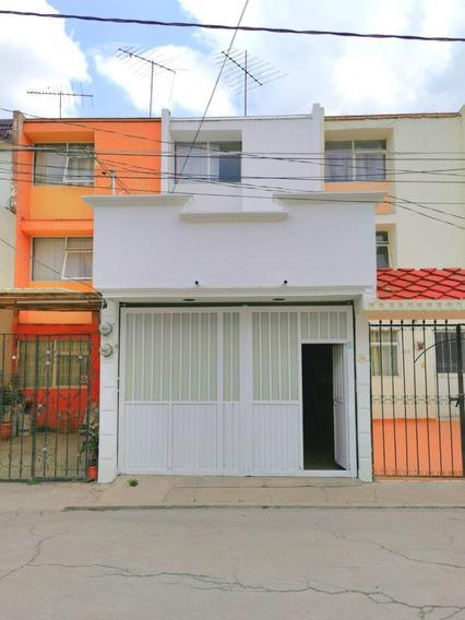 Casa En Venta En Sahagún Hidalgo, Benito Juarez