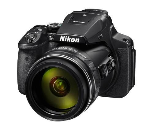 Camera Nikon Dslr Coolpix P900 16mp 83x Preto