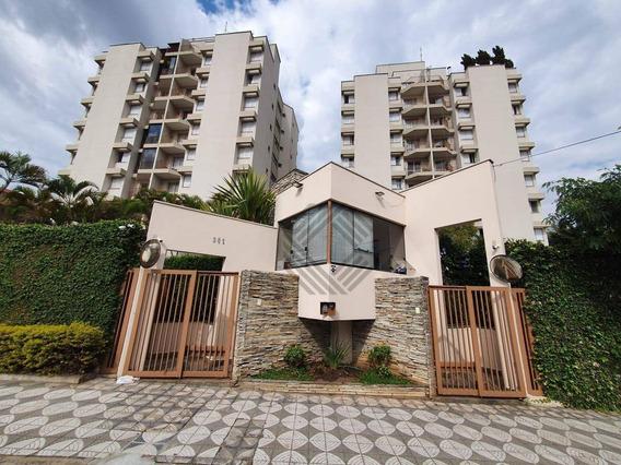 Apartamento Com 3 Dormitórios Para Alugar, 74 M² Por R$ 800,00/mês - Jardim Simus - Sorocaba/sp - Ap2309