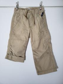 .·:*¨¨*:·. Pantalon Remangable Old Navy 18-24 M .·:*¨¨*:·.