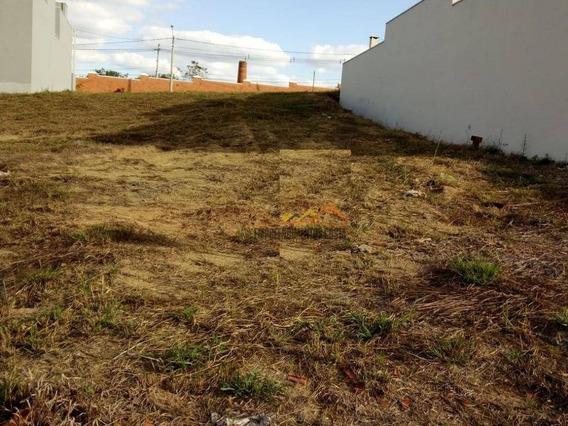 Terreno Residencial À Venda, Condomínio Village Moutonnée, Salto. - Te0417