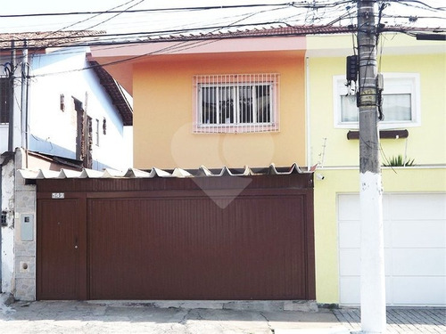Casa Tipo Sobrado Com 03 Dormitórios E 01 Suíte Na Vila Santa Catarina - 226-im372192