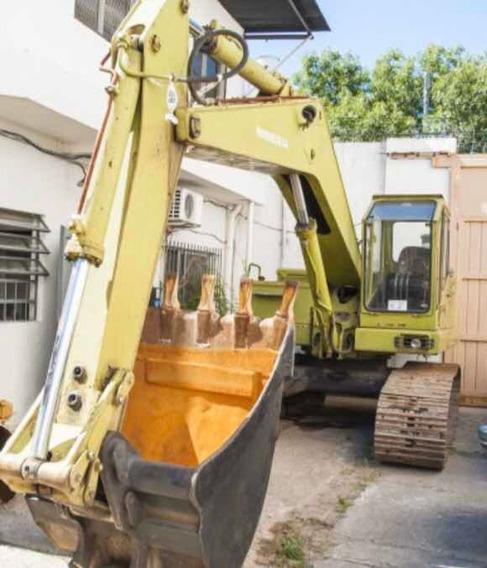 Excavadora Hydromac 115 Muy Buen Estado Funcionando Envios