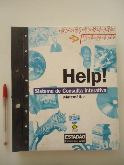 Help! - Matemática - Sistema De Consulta Interativa