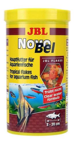 Imagem 1 de 2 de Ração Para Peixe Jbl Novobel 18g