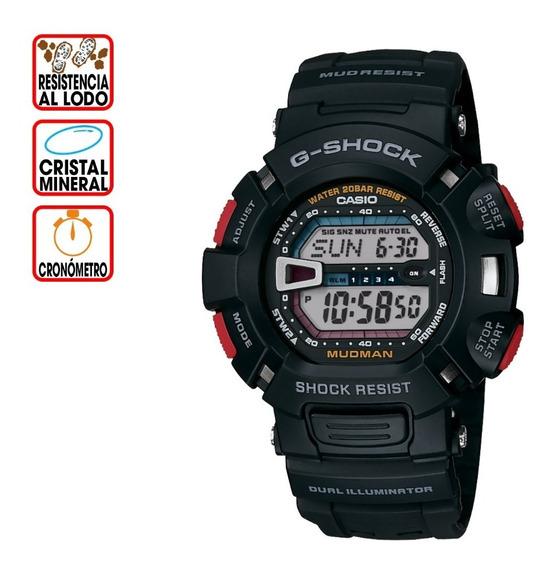 Reloj Casio G-shock Master Of G Mudmaster G-9000-1v