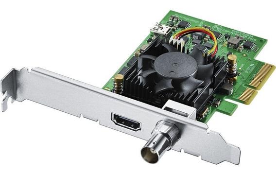 Blackmagic Decklink Mini Recorder 4k - Pronta Entrega !!
