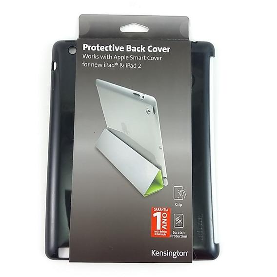 Capa Para iPad 2,3 Kensington Back Cover