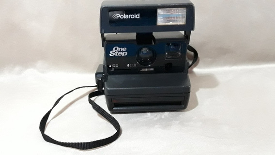 Câmera Polaroid One Step 600 Antiga Decoração Raro