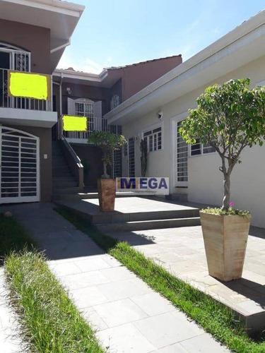 Imagem 1 de 30 de Casa Com 3 Dormitórios À Venda, 160 M² Por R$ 529.990,00 - Jardim Baronesa - Campinas/sp - Ca2338