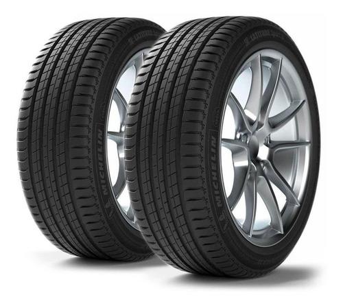Kit X2 Neumáticos 295/35/21 Michelin Latitude Sport 3 107y N
