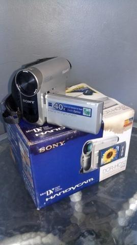 Filmadora Sony Handycam Dcr-hc52