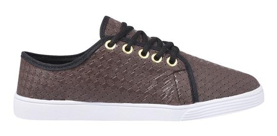 Tenis Sapatenis Sapato Sapatinho Feminino Casual Xd03