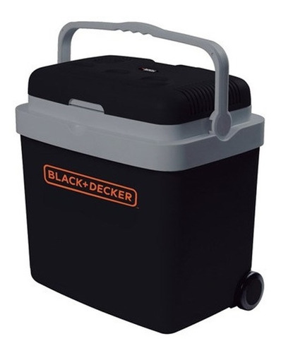 Mini Geladeira Portátil P/ Viagem 33l Blackdecker 12v Bdc33l