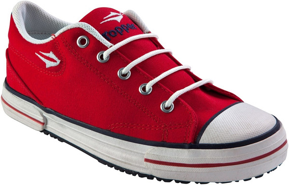 Zapatillas Topper Nova Low Kids Nros 25 Al 34 Nesport