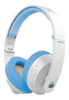 Auricular Vincha Noblex Con Bluetooth Afa Hp2018afa
