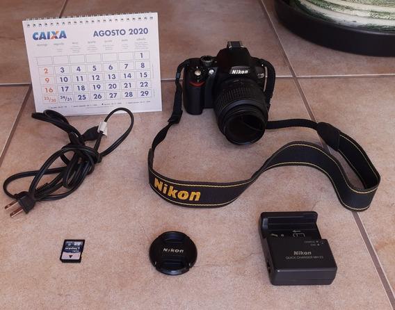 Nikon D60 Kit 18-55mm