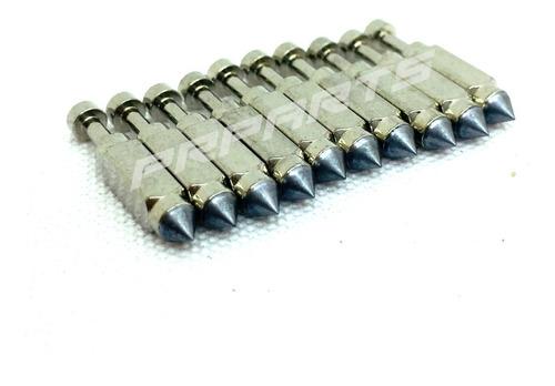 Imagem 1 de 1 de Jogo Agulhas Boia Carburador 5.5/6.5/7.0 Kraft 10 Unidades