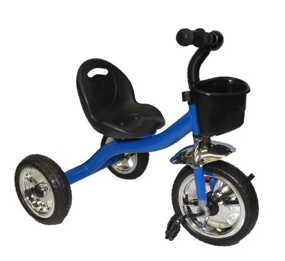 Triciclo Infantil Niño Tzt9 Caño Reforzado Babymovil