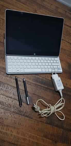 Notebook Lg Slidepad H160 Funcionando Com Nota Fiscal