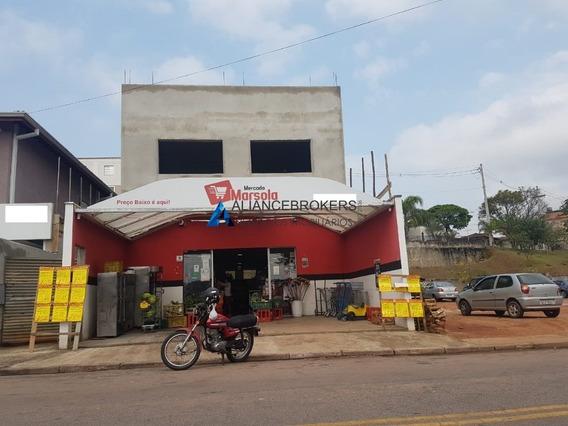 Passa Ponto Comercial, Mercado Com 240 M² No Centro De Campo Limpo Paulista. - Pt00023 - 33767569