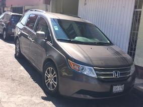 Honda Odyssey 3.5 Exl Piel, Dvd Aut. Remato